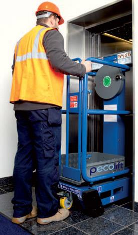 Peco Lift 3.5M Low Level Access