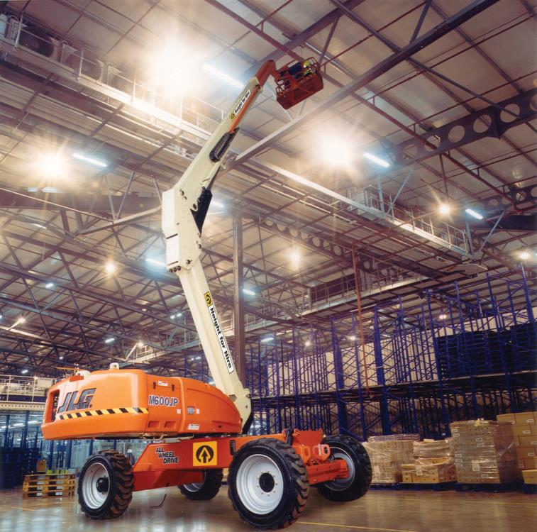 JLG M600JP Bi-Energy Battery Boom