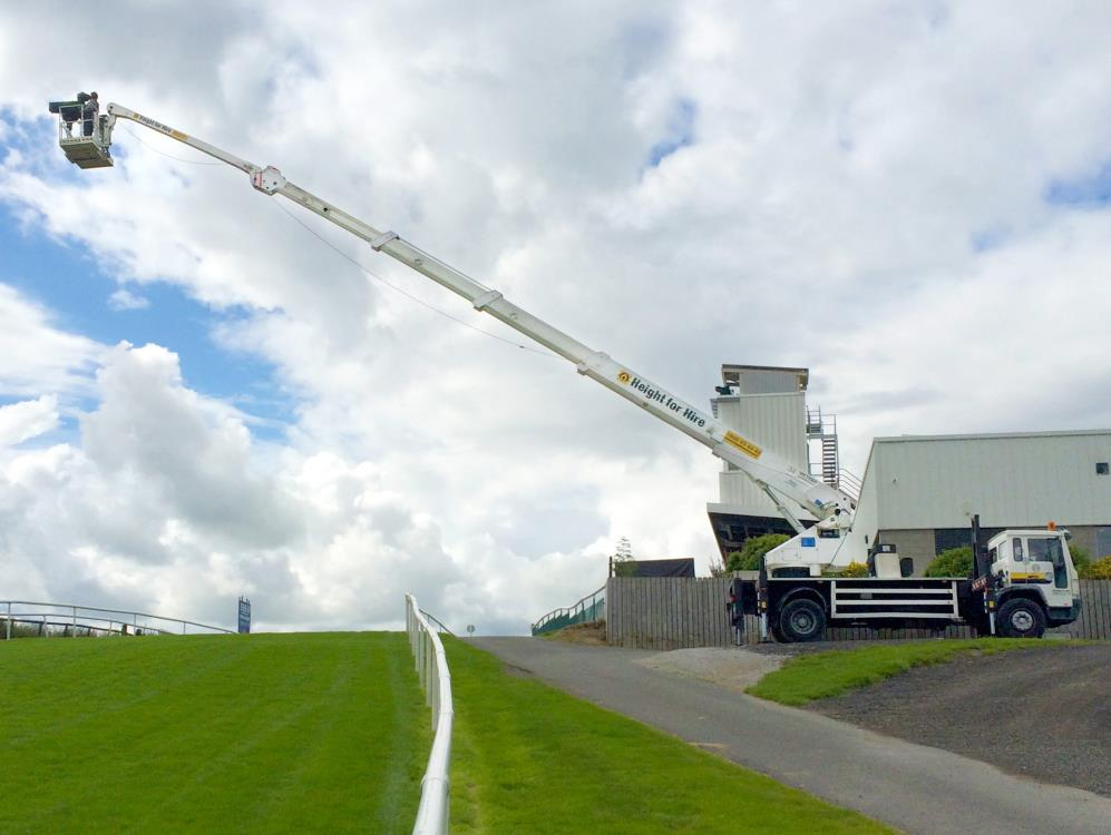 Bronto Skylift S 34 MDT Truck Mounted