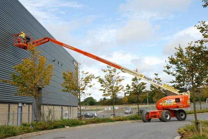 JLG 660SJ Telescopic Boom