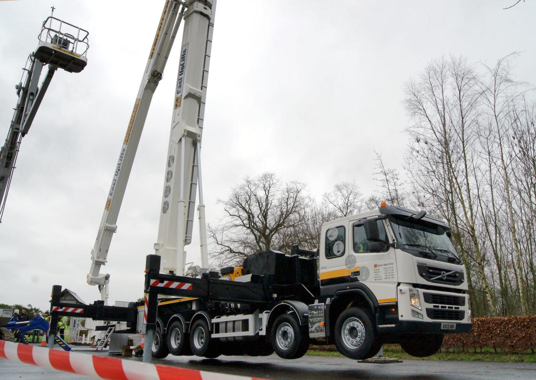 First Open Day for Easi UpLifts